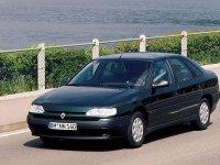 Renault Safrane, 1 поколение, Хетчбэк 5-дв., 1992–1996