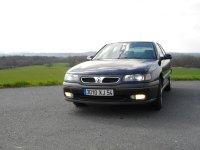 Renault Safrane, 1 поколение [рестайлинг], Questor хетчбэк 5-дв., 1996–2000