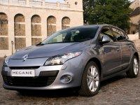 Renault Megane, 3 поколение, Хетчбэк 5-дв., 2008–2016