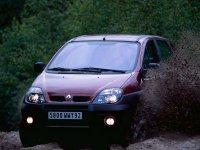 Renault Scenic, 1 поколение [рестайлинг], Rx4 минивэн 5-дв., 1999–2003