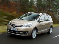 Renault Scenic, 3 поколение [2-й рестайлинг], Grand минивэн 5-дв., 2013–2015