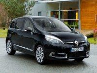 Renault Scenic, 3 поколение [2-й рестайлинг], Минивэн 5-дв., 2013–2015