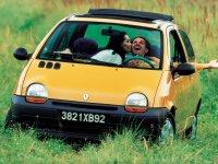 Renault Twingo, 1 поколение, Хетчбэк, 1993–1998