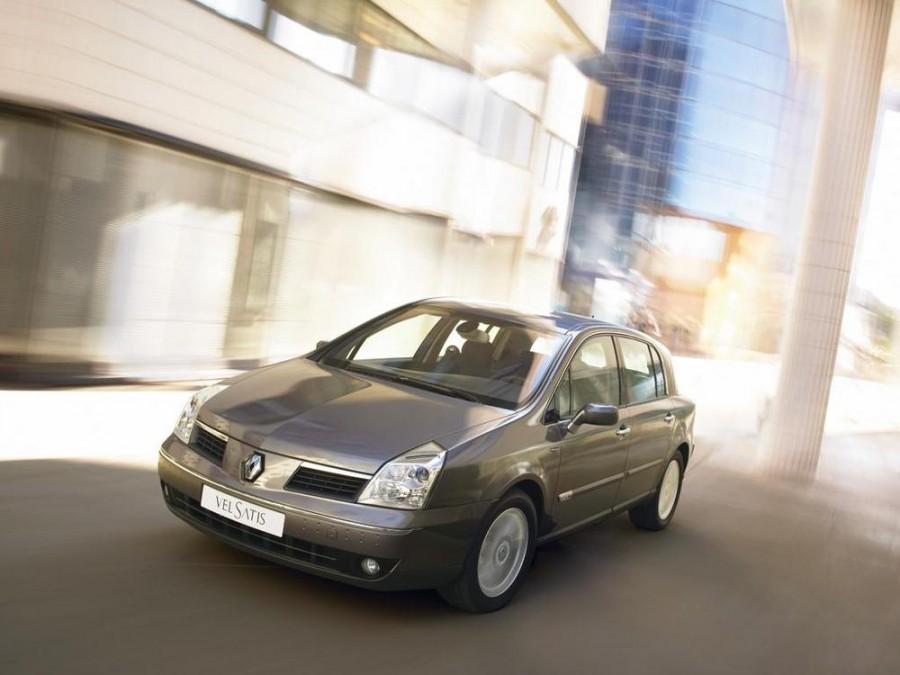 Renault Vel Satis хетчбэк, 2005–2009, 1 поколение [рестайлинг] - отзывы, фото и характеристики на Car.ru