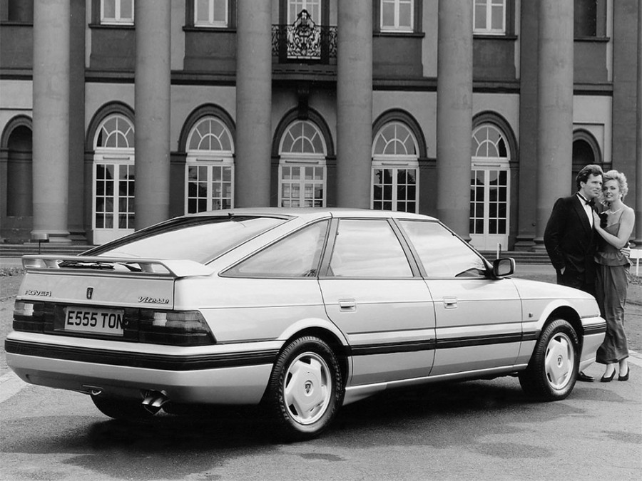 Rover 800 фастбэк, 1986–1999, 1 поколение - отзывы, фото и характеристики на Car.ru
