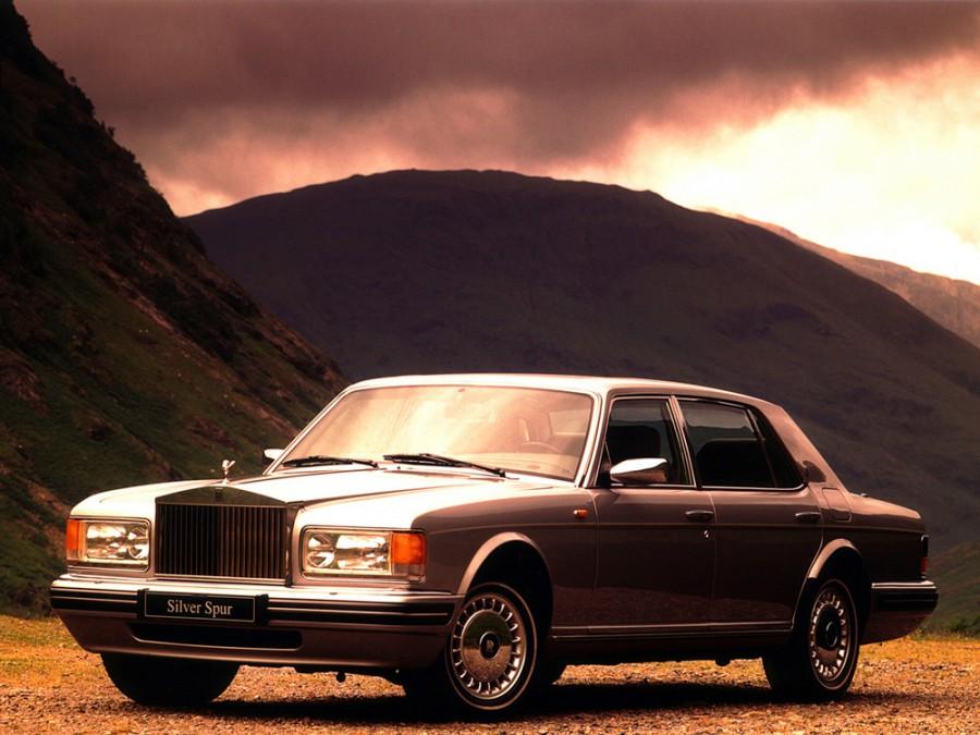 Rolls-royce Silver Spur седан, 1994–1996, 4 поколение - отзывы, фото и характеристики на Car.ru