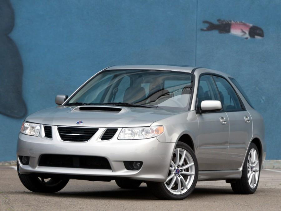 Saab 9-2X универсал, 2003–2007, 1 поколение, 2.0T MT (230 л.с.), характеристики