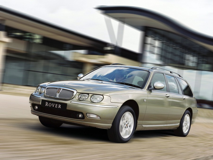 Rover 75 универсал, 1999–2005, 1 поколение - отзывы, фото и характеристики на Car.ru