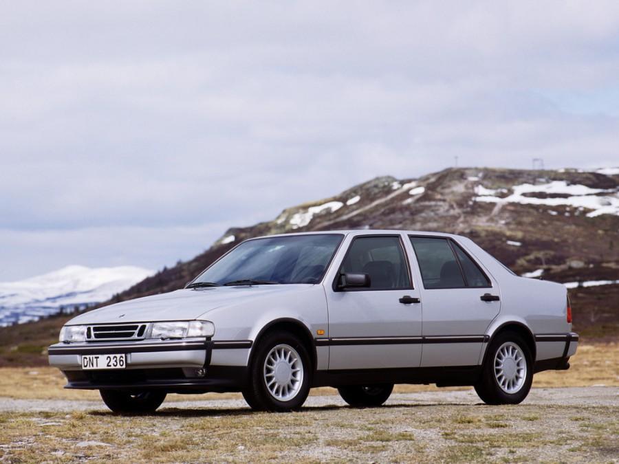 Saab 9000 седан, 1993–1998, 2 поколение - отзывы, фото и характеристики на Car.ru