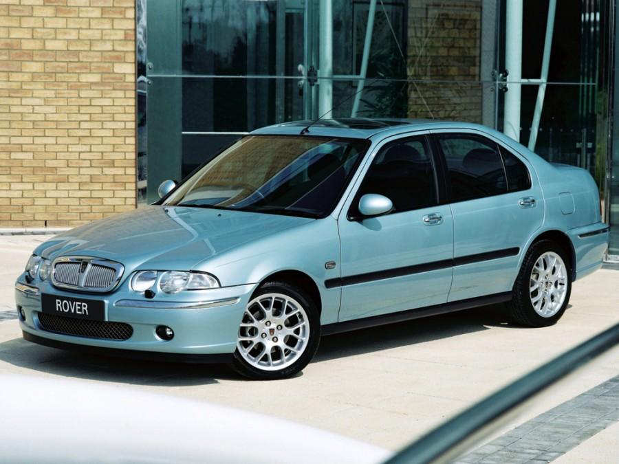 Rover 45 седан, 1999–2005, 1 поколение - отзывы, фото и характеристики на Car.ru
