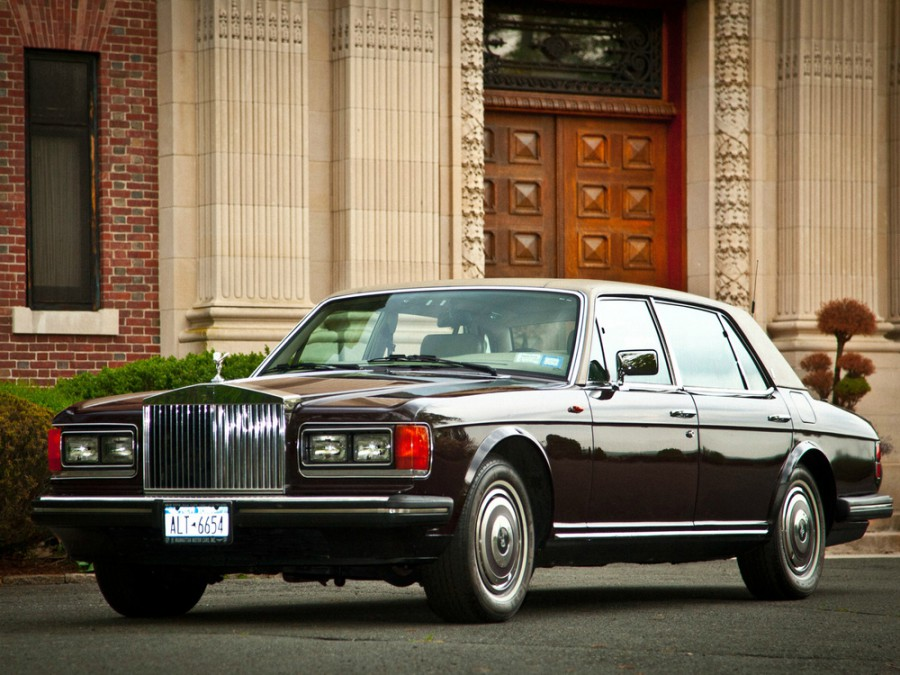 Rolls-royce Silver Spur седан, 1980–1989, 1 поколение - отзывы, фото и характеристики на Car.ru