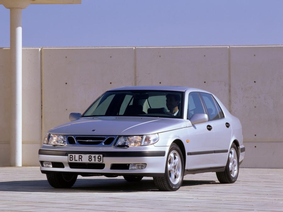 Saab 9-5 седан, 1997–2005, 1 поколение - отзывы, фото и характеристики на Car.ru
