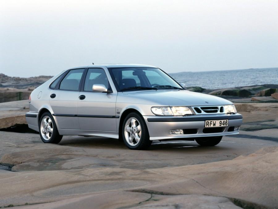 Saab 9-3 хетчбэк, 1998–2002, 1 поколение - отзывы, фото и характеристики на Car.ru