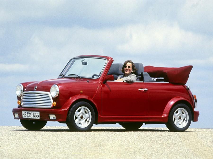 Rover Mini кабриолет, 1989–2000, Mk VI - отзывы, фото и характеристики на Car.ru