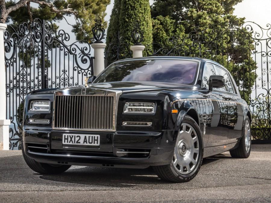 Rolls-royce Phantom седан, 2012–2016, 7 поколение [2-й рестайлинг] - отзывы, фото и характеристики на Car.ru