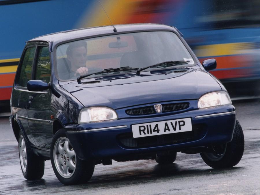 Rover 100 хетчбэк, 1990–2000, 1 поколение - отзывы, фото и характеристики на Car.ru
