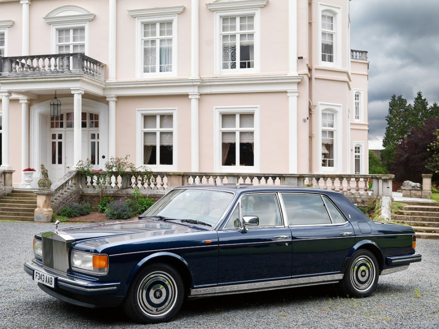 Rolls-royce Silver Spur седан, 1989–1993, 2 поколение - отзывы, фото и характеристики на Car.ru