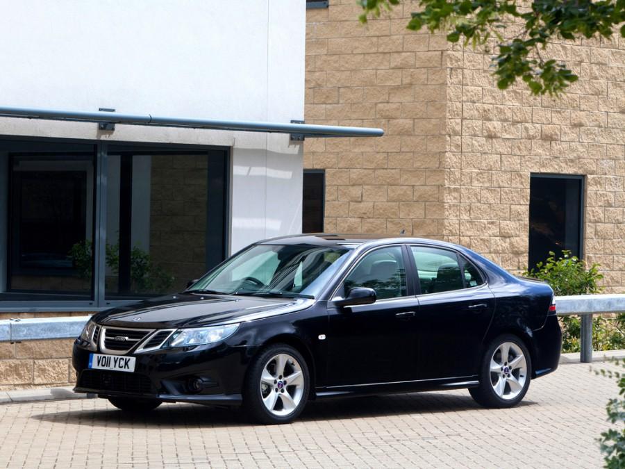 Saab 9-3 Sport седан, 2008–2014, 2 поколение [рестайлинг] - отзывы, фото и характеристики на Car.ru