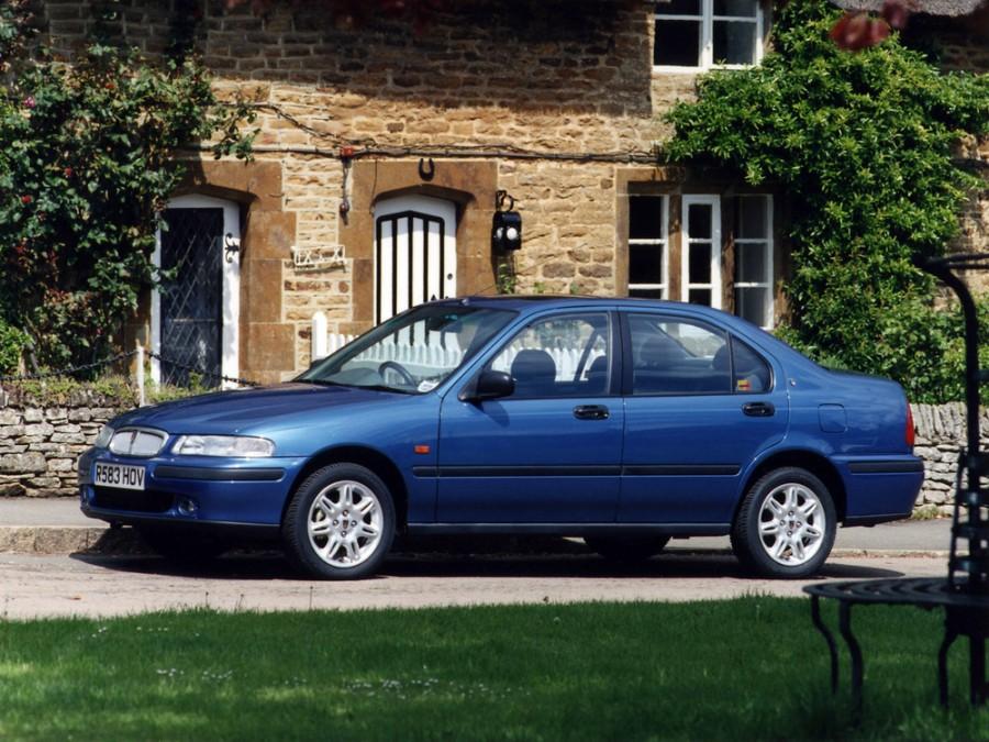 Rover 400 седан, 1995–2000, HH-R - отзывы, фото и характеристики на Car.ru