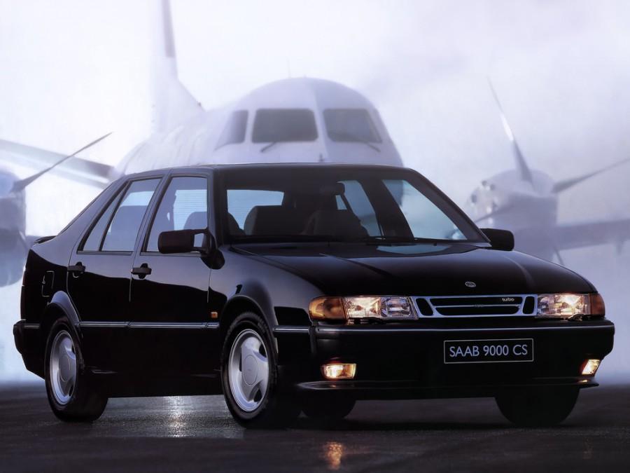 Saab 9000 хетчбэк, 1993–1998, 2 поколение - отзывы, фото и характеристики на Car.ru