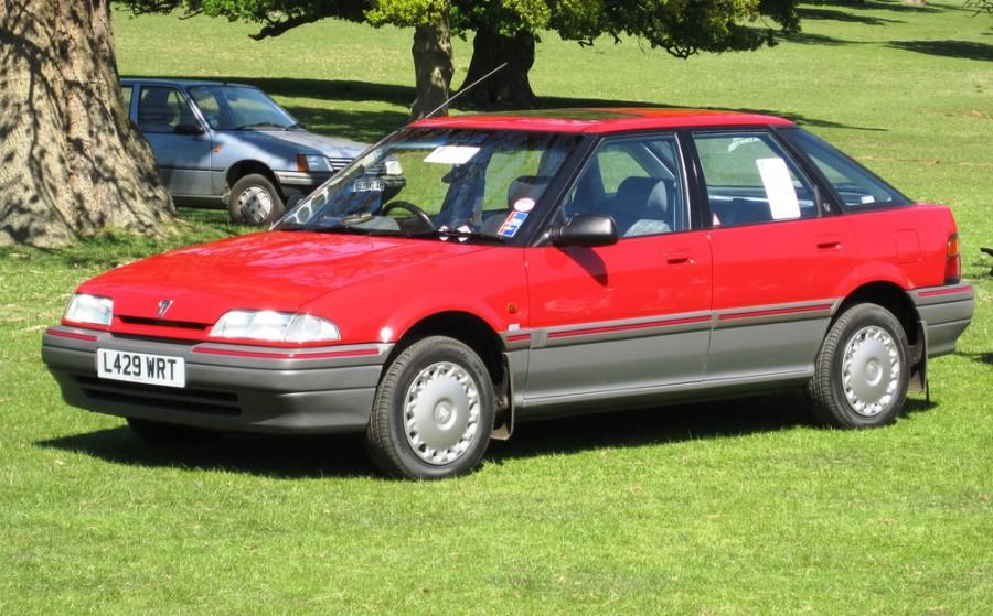 Rover 200 хетчбэк, 1989–1995, R8 - отзывы, фото и характеристики на Car.ru
