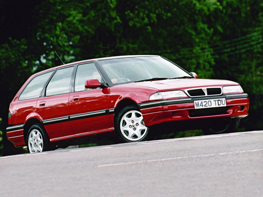 Rover 400 универсал, 1990–1998, R8 - отзывы, фото и характеристики на Car.ru