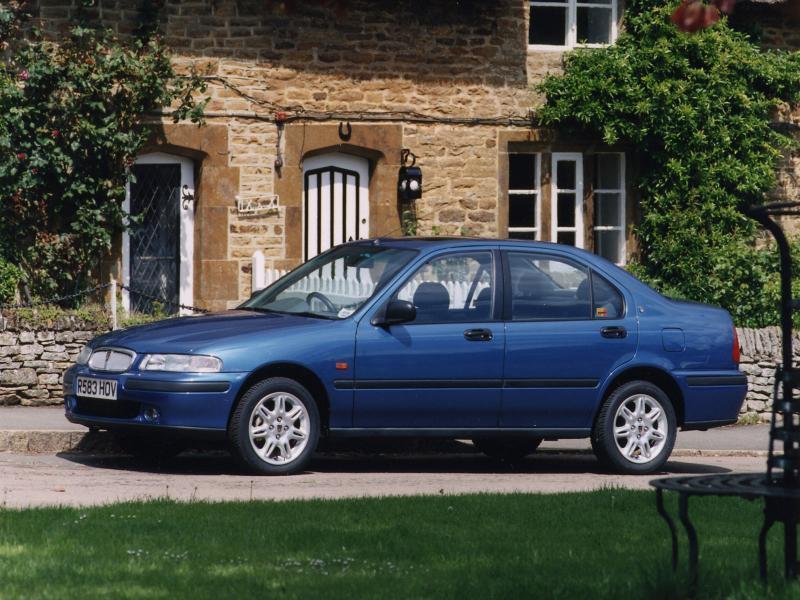 Rover 400 седан, 1990–1998, R8 - отзывы, фото и характеристики на Car.ru