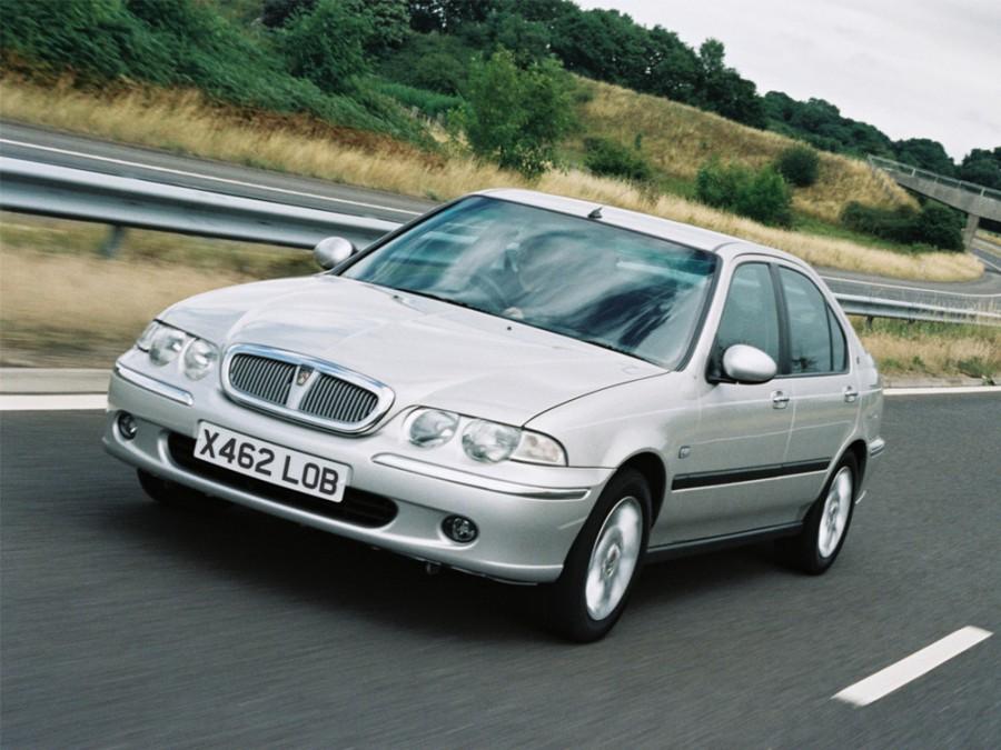 Rover 45 хетчбэк, 1999–2005, 1 поколение - отзывы, фото и характеристики на Car.ru