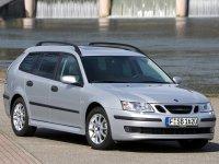 Saab 9-3, 2 поколение, Универсал, 2002–2007