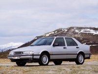 Saab 9000, 2 поколение, Седан, 1993–1998