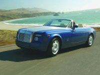 Rolls-royce Phantom, 7 поколение [рестайлинг], Drophead coupe кабриолет 2-дв., 2008–2012