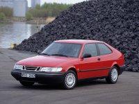 Saab 900, 2 поколение, Купе, 1993–1998