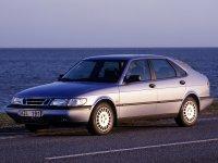 Saab 900, 2 поколение, Хетчбэк, 1993–1998