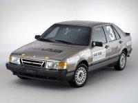 Saab 9000, 1 поколение, Хетчбэк, 1984–1993