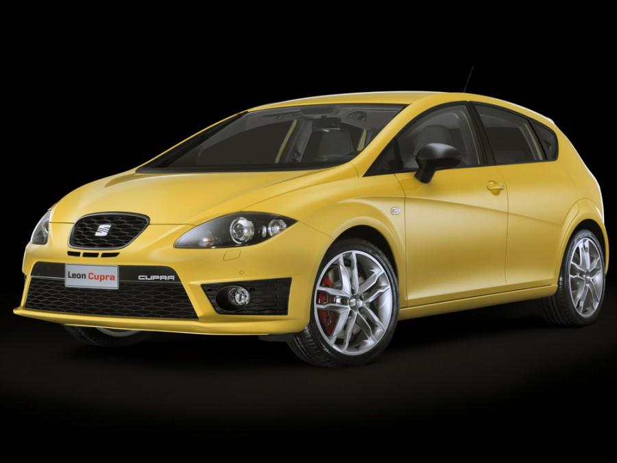 Seat Leon Cupra хетчбэк 5-дв., 2005–2012, 2 поколение [рестайлинг] - отзывы, фото и характеристики на Car.ru