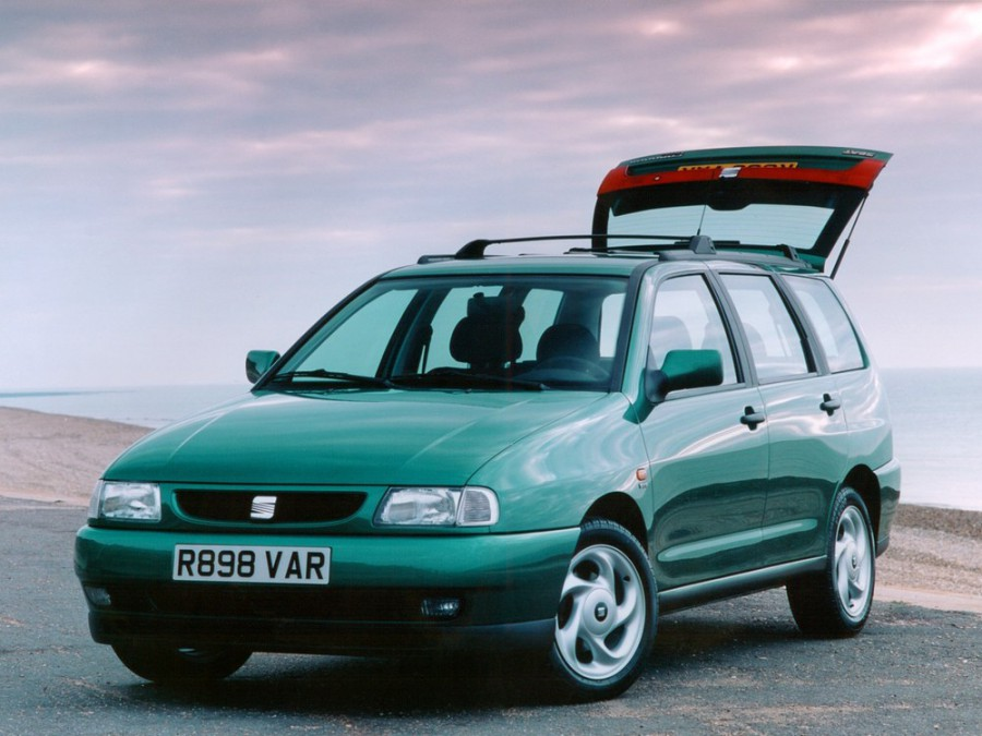 Seat Cordoba универсал, 1993–1999, 1 поколение - отзывы, фото и характеристики на Car.ru