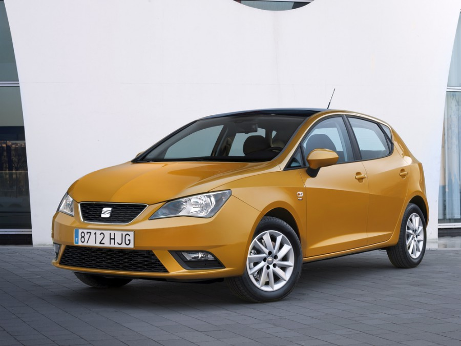 Seat Ibiza хетчбэк 5-дв., 2008–2014, 4 поколение [рестайлинг] - отзывы, фото и характеристики на Car.ru