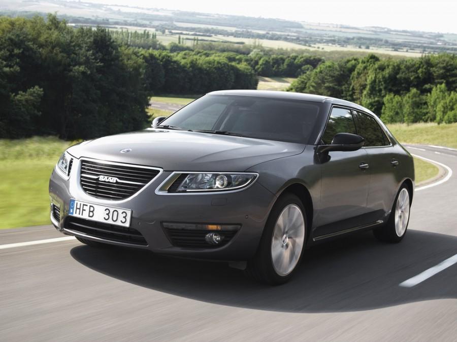 Saab 9-5 седан, 2010–2014, 2 поколение - отзывы, фото и характеристики на Car.ru