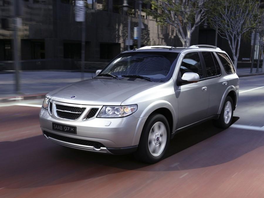 Saab 9-7X внедорожник, 2005–2014, 1 поколение - отзывы, фото и характеристики на Car.ru