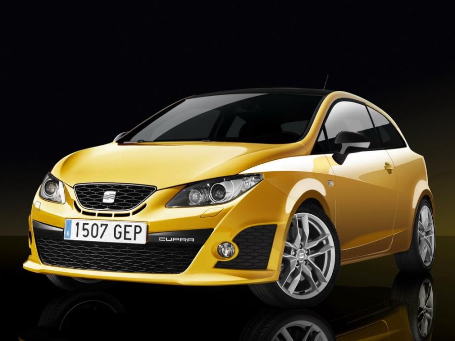 Seat Ibiza SC Cupra хетчбэк 3-дв., 2008–2012, 4 поколение - отзывы, фото и характеристики на Car.ru