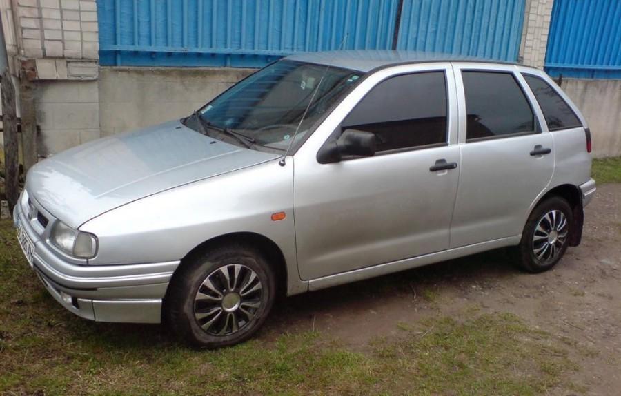 Seat Ibiza хетчбэк 5-дв., 1993–1999, 2 поколение - отзывы, фото и характеристики на Car.ru