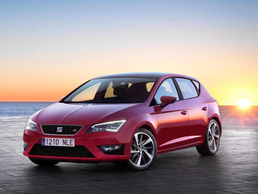 Seat Leon FR хетчбэк 5-дв., 2012–2015, 3 поколение - отзывы, фото и характеристики на Car.ru