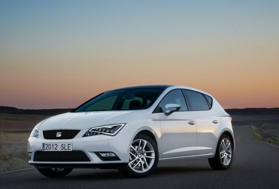 Seat Leon хетчбэк 5-дв., 2012–2015, 3 поколение - отзывы, фото и характеристики на Car.ru