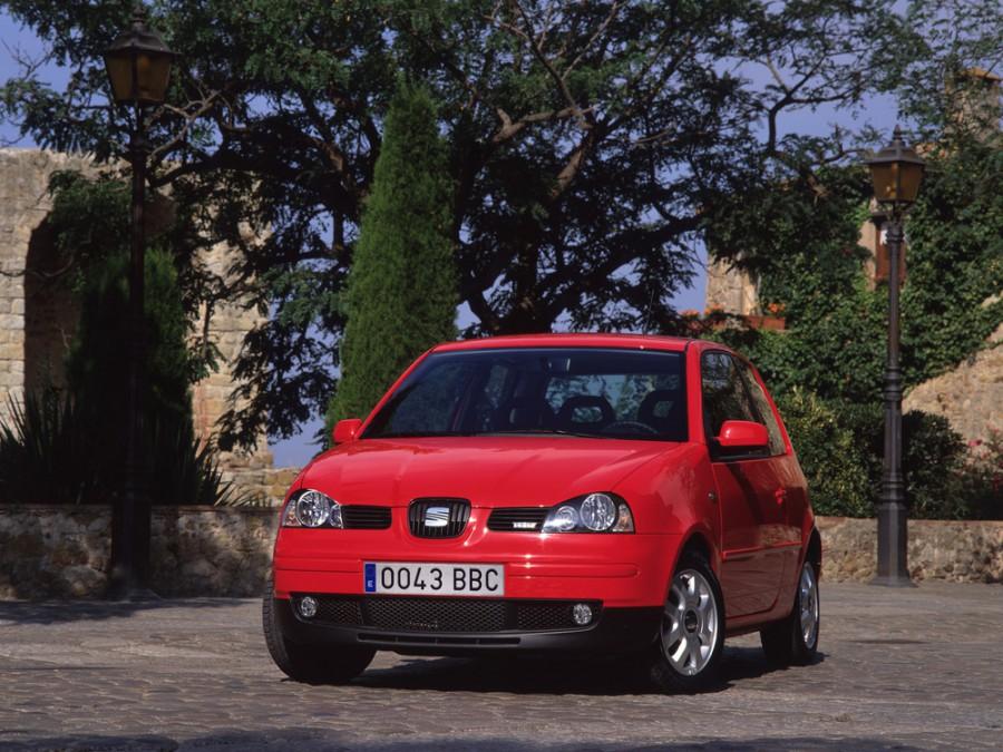 Seat Arosa хетчбэк, 1997–2014, 6H - отзывы, фото и характеристики на Car.ru