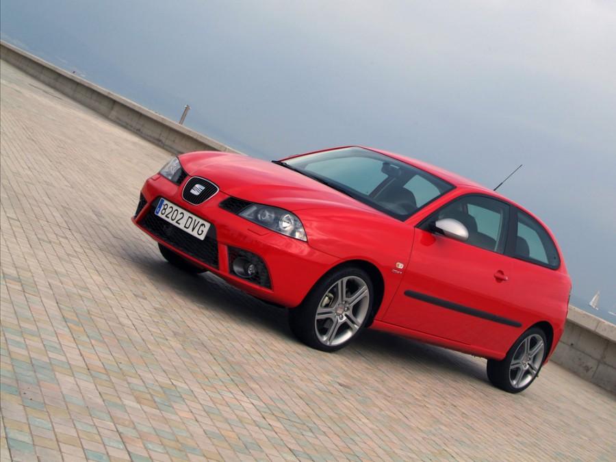 Seat Ibiza хетчбэк 3-дв., 2006–2008, 3 поколение [рестайлинг] - отзывы, фото и характеристики на Car.ru