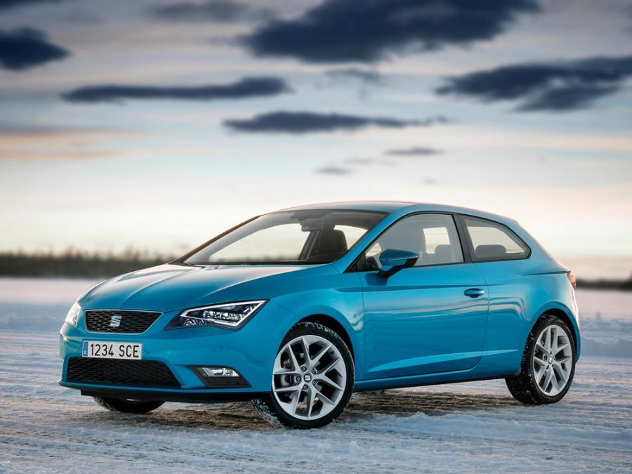 Seat Leon SC хетчбэк 3-дв., 2012–2015, 3 поколение - отзывы, фото и характеристики на Car.ru