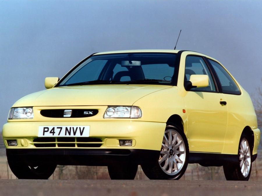 Seat Cordoba купе, 1993–1999, 1 поколение - отзывы, фото и характеристики на Car.ru