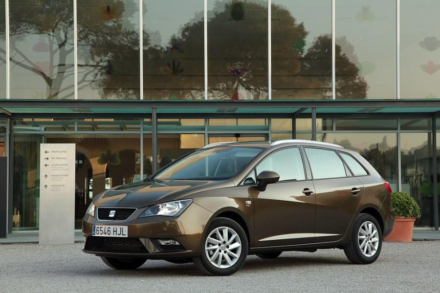 Seat Ibiza ST универсал 5-дв., 2008–2014, 4 поколение [рестайлинг] - отзывы, фото и характеристики на Car.ru