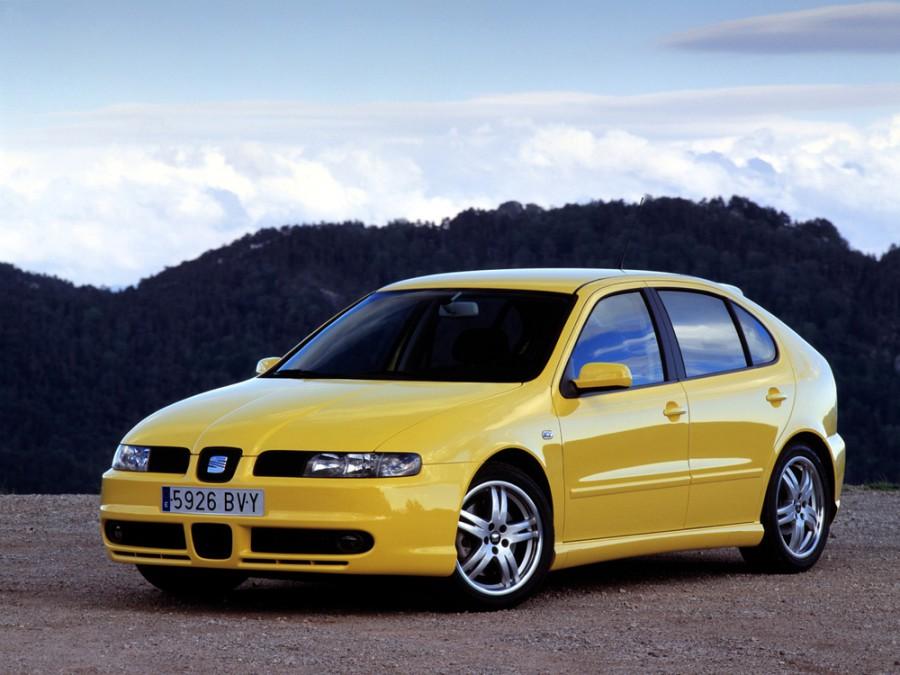 Seat Leon хетчбэк, 1999–2005, 1 поколение - отзывы, фото и характеристики на Car.ru