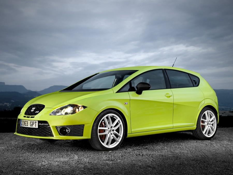 Seat Leon Cupra R хетчбэк 5-дв., 2005–2012, 2 поколение [рестайлинг] - отзывы, фото и характеристики на Car.ru